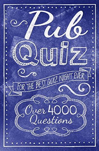 Pub Quiz by Arcturus Publishing