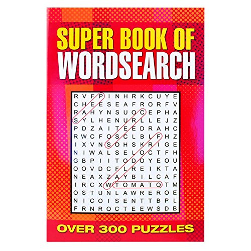 Super Book of Word Search Puzzles By Capella