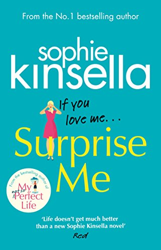 Surprise Me By Sophie Kinsella