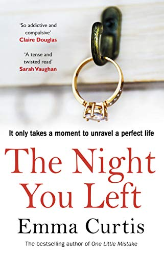 The Night You Left By Emma Curtis