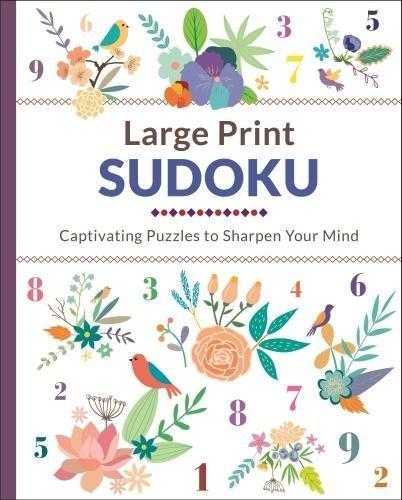 Large Print Sudoku By Arcturus Publishing