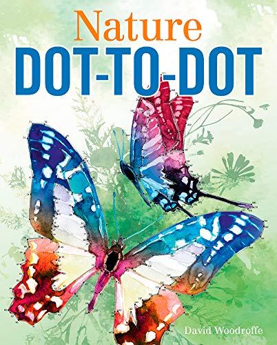 Nature Dot-to-Dot By David Woodroffe