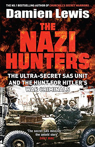 The Nazi Hunters by Damien Lewis