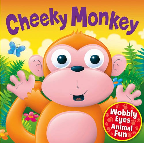 Cheeky Monkey (Book and Plush) by Unknown Author