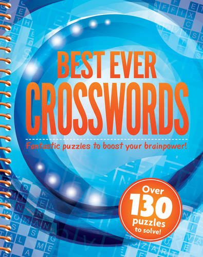 Best Ever Crosswords by