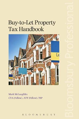 Buy-To-Let Property Tax Handbook By Mark McLaughlin