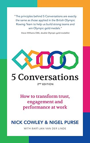 5 Conversations By Nick Cowley