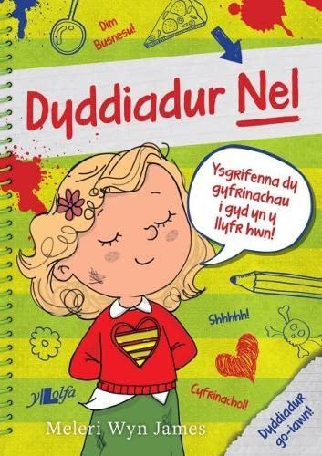 Dyddiadur Nel By Meleri Wyn James