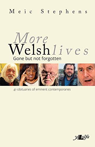 More Welsh Lives By Meic Stephens
