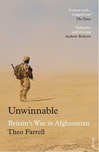 Unwinnable By Theo Farrell