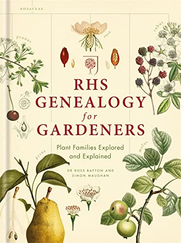 RHS Genealogy for Gardeners By Simon Maughan