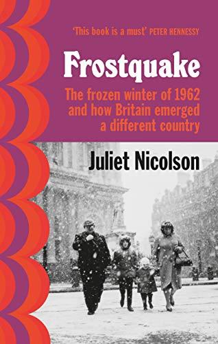 Frostquake By Juliet Nicolson