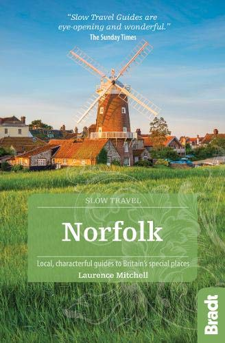 Norfolk (Slow Travel) By Laurence Mitchell