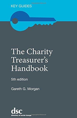 The Charity Treasurer's Handbook By Gareth G. Morgan