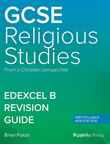 GCSE (9-1) in Religious Studies Revision Guide By Brian Poxon
