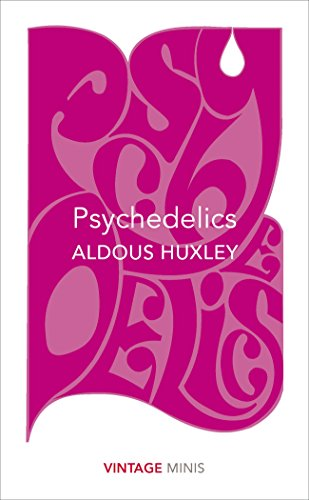Psychedelics: Vintage Minis by Aldous Huxley