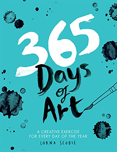 365 Days of Art By Lorna Scobie