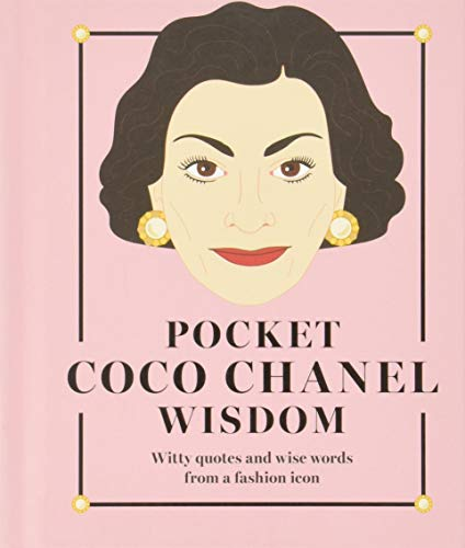 Pocket Coco Chanel Wisdom (Pocket Wisdom) By Hardie Grant Books