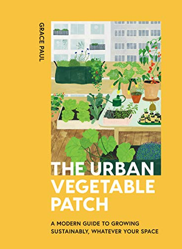 The Urban Vegetable Patch By Grace Paul