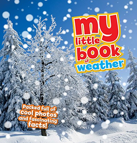 My Little Book of Weather By Claudia Martin