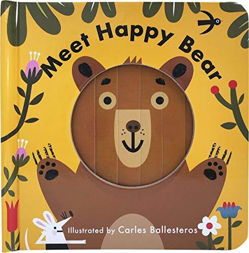 Meet Happy Bear By Matthew Morgan