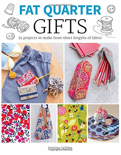 Fat Quarter: Gifts By Jemima Schlee