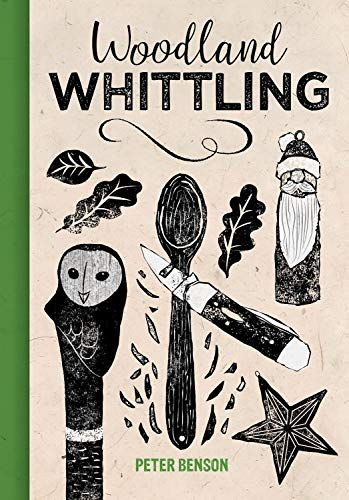 Woodland Whittling By Peter Benson