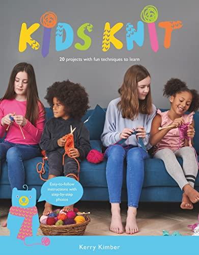Kids Knit By Kerry Kimber