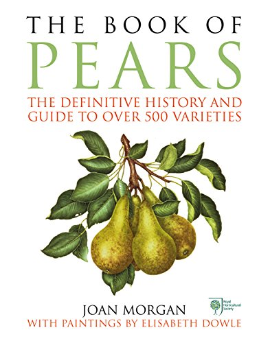 The Book of Pears By Joan Morgan