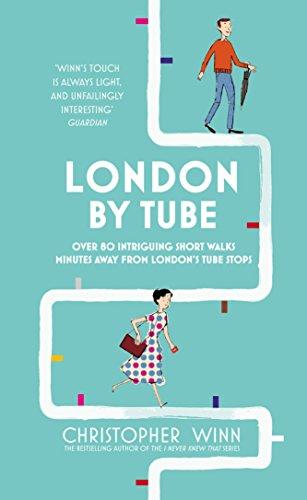 London By Tube By Christopher Winn