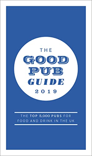 The Good Pub Guide 2019 By Fiona Stapley