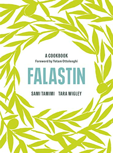 Falastin: A Cookbook By Sami Tamimi (Author)