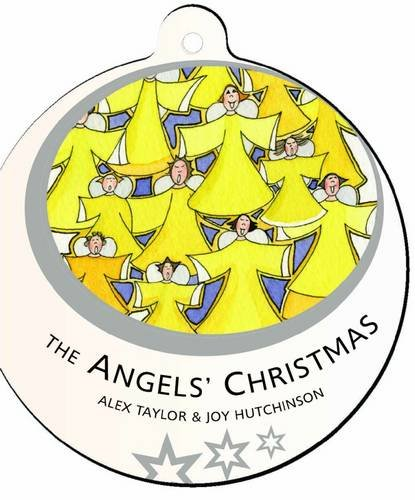 The Angel's Christmas By Joy Hutchinson (illustrations)
