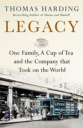 Legacy By Thomas Harding
