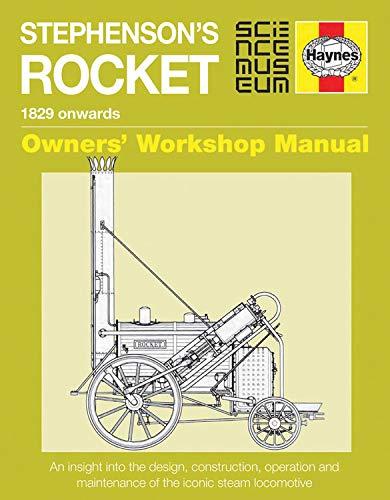 Stephenson's Rocket Manual By David Baker