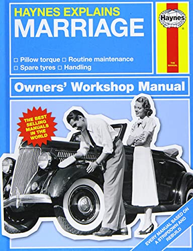 Marriage - Haynes Explains by Boris Starling