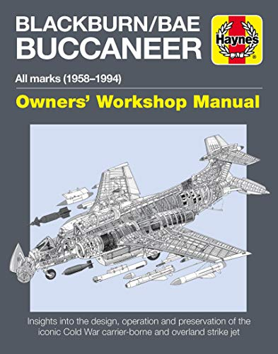 Blackburn Buccaneer Manual (Haynes Manuals) By Keith Wilson