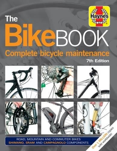 Bike Book: Complete Bicycle Maintenance By James Witts