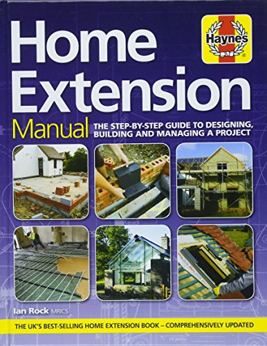 Home Extension Manual (3rd edition) By Ian Rock