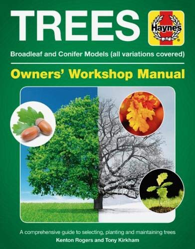 Trees Owners' Workshop Manual By Louise Mcintyre