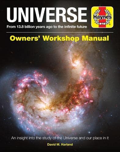 Universe Manual (Haynes Manuals) By David Harland