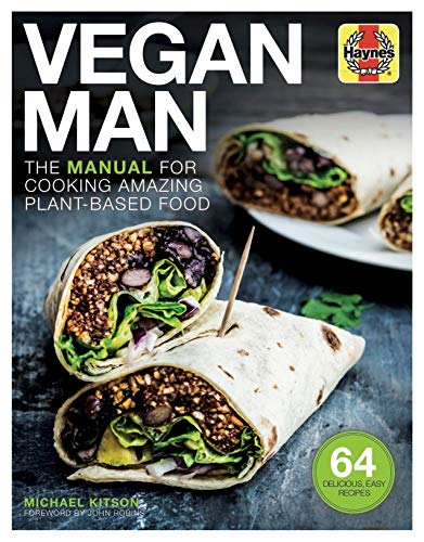 Vegan Man By Michael Kitson