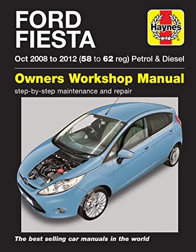 Ford Fiesta (Oct '08-Nov '12) Update By John Mead