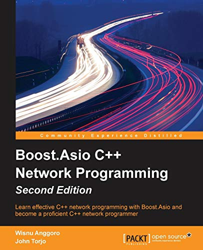 Boost.Asio C++ Network Programming - By Wisnu Anggoro