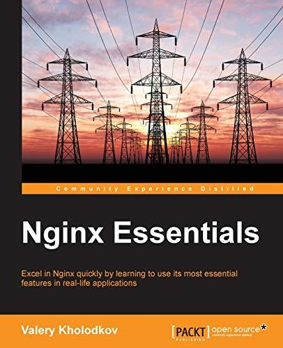 Nginx Essentials By Valery Kholodkov