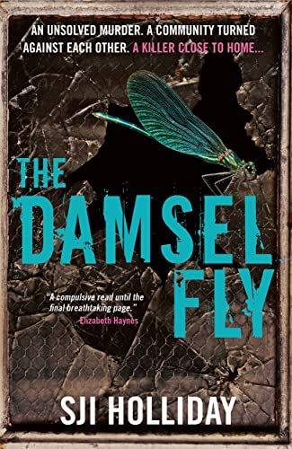 The Damselfly By S. J. I. Holliday