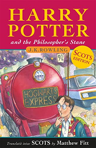 Harry Potter and the Philosopher's Stane By J. K. Rowling