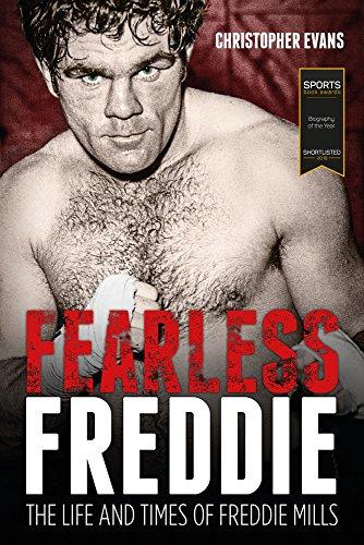 Fearless Freddie By Chris Evans