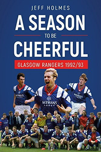 A Season to be Cheerful By Jeff Holmes