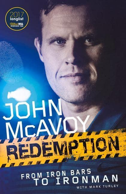 Redemption By John McAvoy